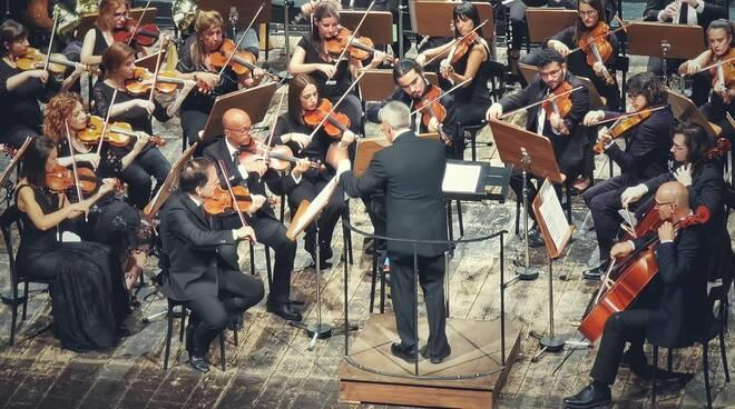 orchestra degli archi istituto Boccherini