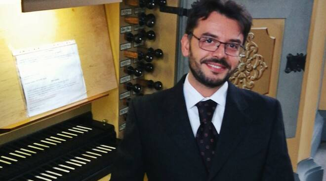 organista Christian Tarabbia