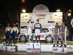 podio Rally Casciana Terme