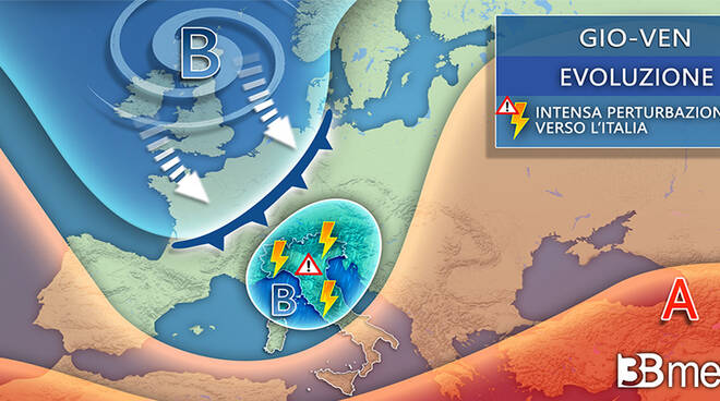 previsioni meteo ultimo weekend settembre