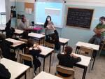 Puliamo il mondo in classe a fucecchio con Valentina russoniello