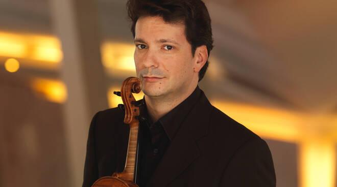 quintetto le musiche Simone Bernardini violinista Festival Opera Barga 2020