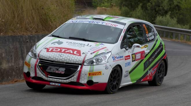 rally Cristopher Lucchesi Pollicino