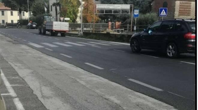 sicurezza viabilità san Leonardo in Treponzio Fratelli d'Italia