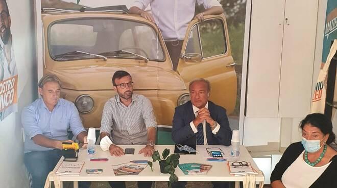 Simiani, Mazzeo e Margiotta