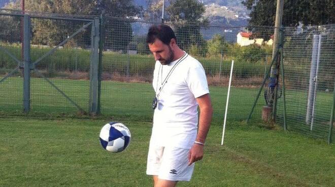 Stefano Maccioni allenatore juniores tuttocuoio settembre 2020