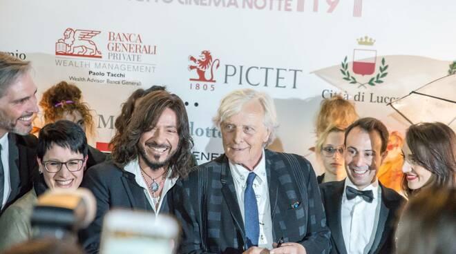 Stefano Piattelli Lucca Film Festival Rutger Hauer
