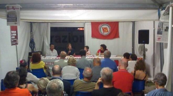 """Su la testa - Rifondazione Comunista in festa al circolo """"La Vettola"""" il 4-5-6 settembre"""