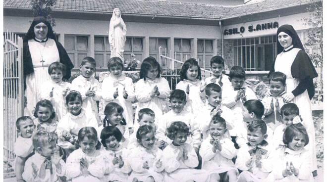 Suore figlie di Nazareth a Orentano