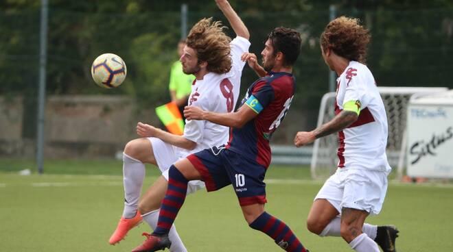 Tau Calcio Camaiore Coppa Italia Eccellenza