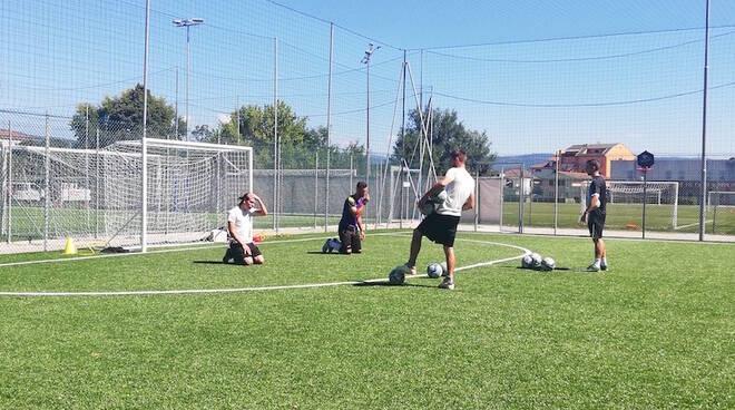 Tau Calcio Futsal preparazione campionato