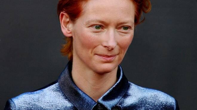 Tilda Swinton Lucca Film Festival Europa Cinema