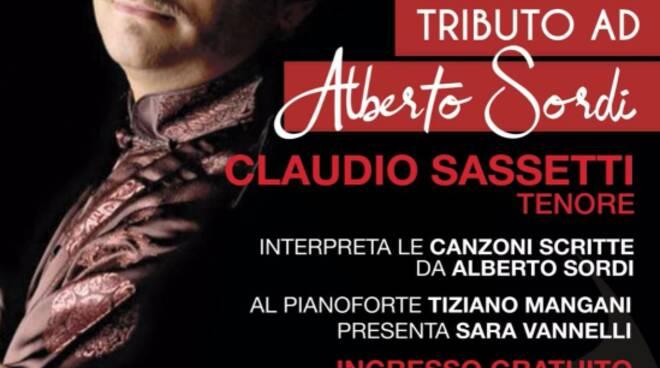 Tributo Alberto Sordi al Pinturicchio