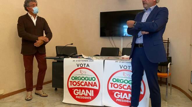 Ugo Da Prato Orgoglio Toscana