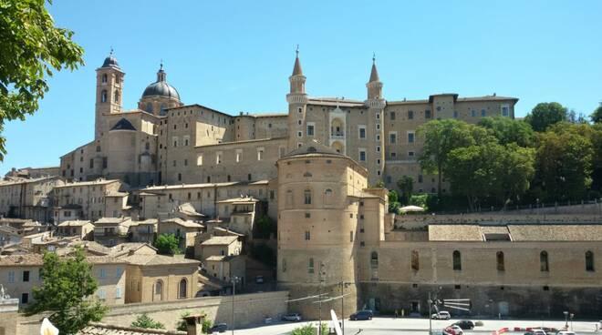 Urbino città