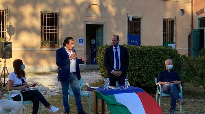 Veronesi Pd Casa Europa Viareggio inaugurazione