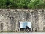 viaggio in bici in valle del serchio