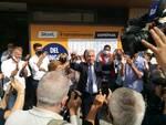 Viareggio, Del Ghingaro festeggia la vittoria al primo turno