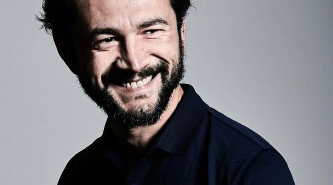 Vinicio Marchioni attore Lucca Film Festival