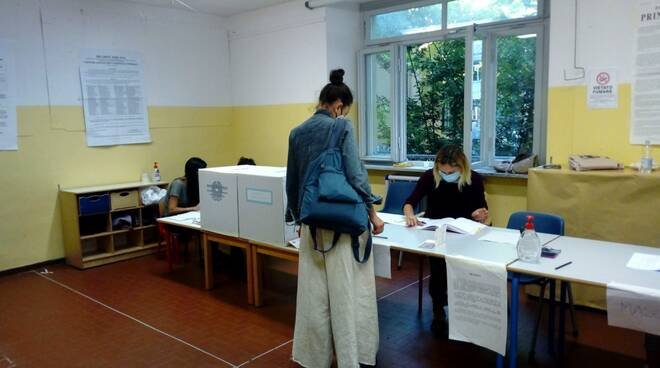 voto sezione regionali Lucca