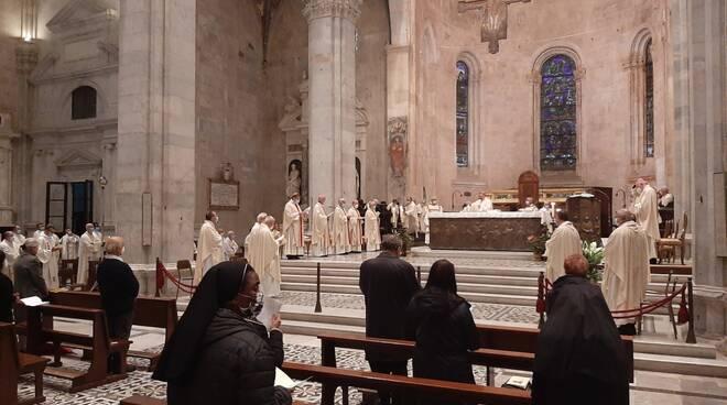 950 anni cattedrale di Lucca solenne celebrazione San Martino