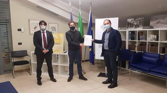 Accordo Aci Lucca e Cri