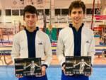 Alessandro Salvadorini e Daniele Rosati Ginnastica Motto Viareggio