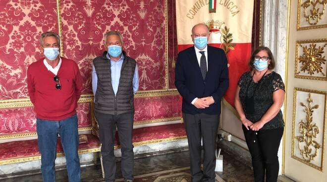 Alessandro Tambellini incontra danneggiati fallimento Dentix