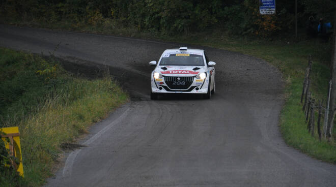 Andreucci Andreussi Rally Due Valli