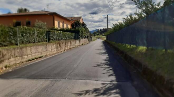asfaltature a lucca