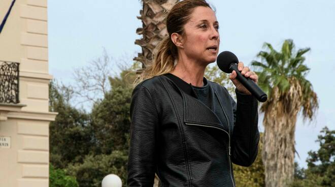 Barbara Paci consiglio comunale Viareggio