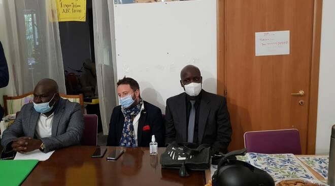 black panter, Casto, coordinamento di tutte le comunità senegalesi in Toscana