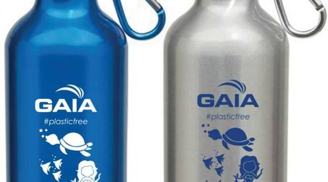 Boracce Gaia alla scoperta dell'acqua
