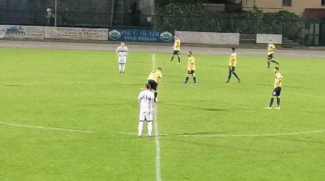 Camaiore Castelnuovo recupero Eccellenza