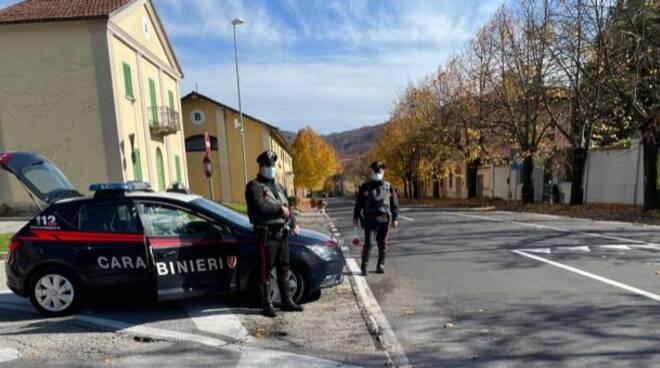 Carabinieri Pistoia
