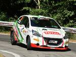 Christopher Lucchesi Rally Due Valli Bagni di Lucca