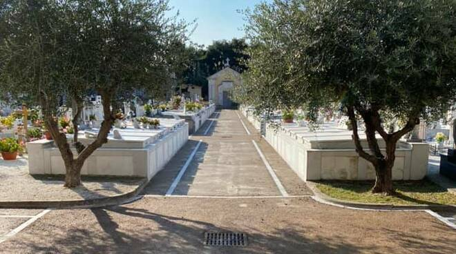 cimitero seravezza