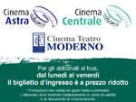 cinema abbonati Ctt nord