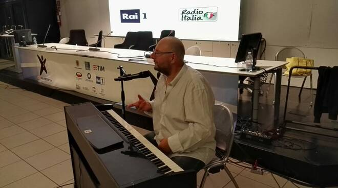 Ciro Barbato premio Elvi Bartolini Lucca