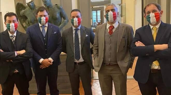 Consiglieri regionali Fdi
