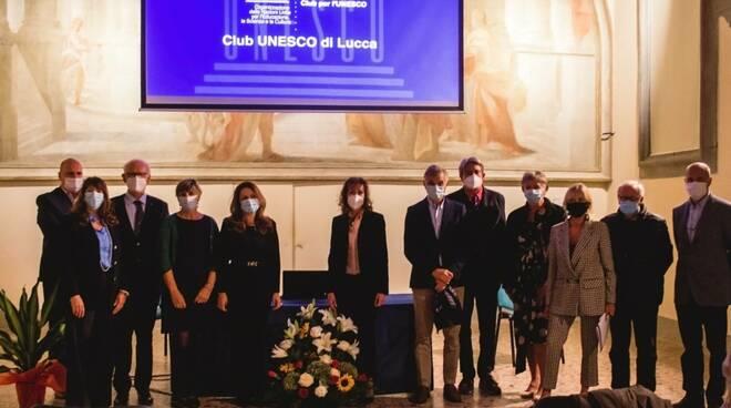consiglio direttivo Club Unesco di Lucca 2020-2024