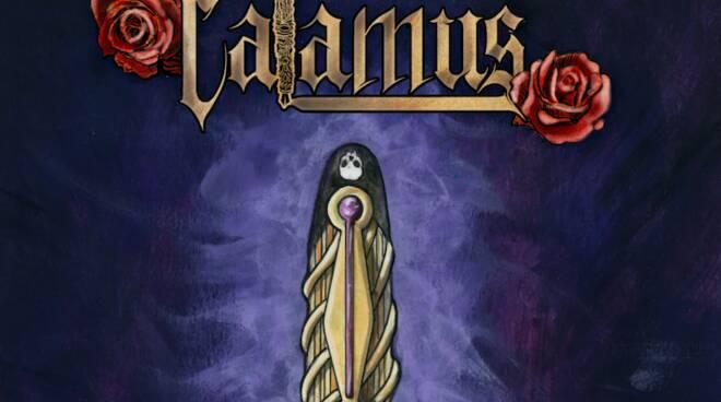 copertina Calamus fumetto