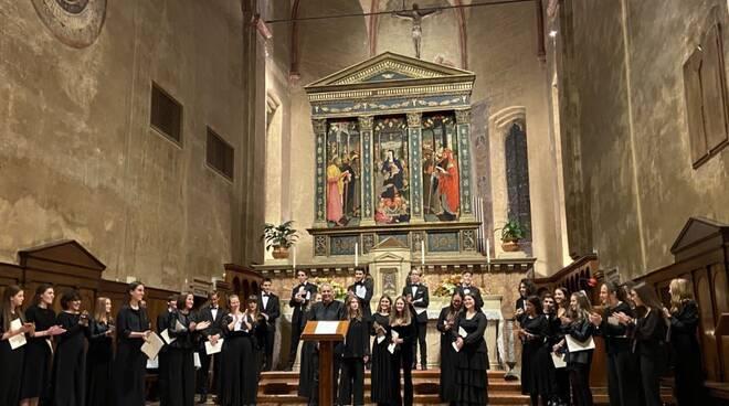 coro cattedrale san martino