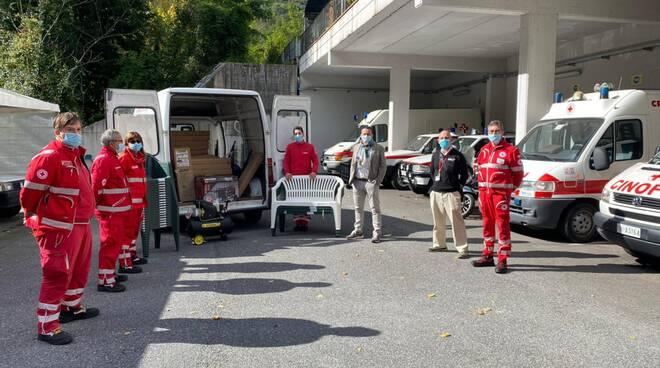Croce Rossa Bagni di Lucca Bricio Io Fornaci