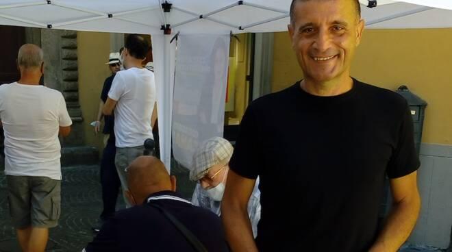 Domenico Caruso consigliere comunale Lega Capannori