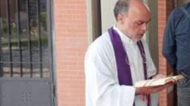 don Raimondo Gueli parroco san donato santa maria a monte