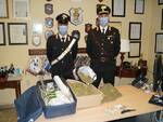 droga carabinieri empoli a ponte a elsa