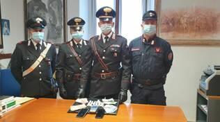 droga carabinieri grosseto