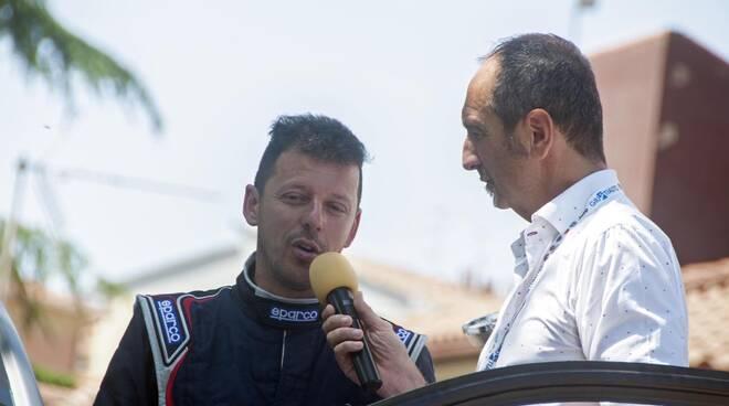 Emanuele Danesi Edoardo Bravi rally motori