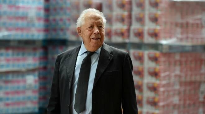 Emi Stefani 90 anni cofondatore Sofidel